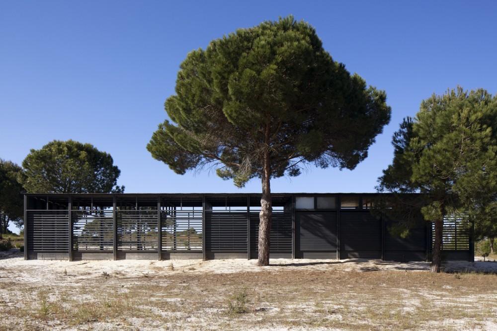 Casa para Invitados / PARATELIER, © Leonardo Finotti