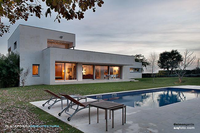 Casa PE / CPVA Arquitectes, © Simón García