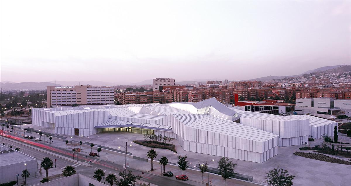 Parque de las Ciencias de Granada / OAB, © Alejo Bagué