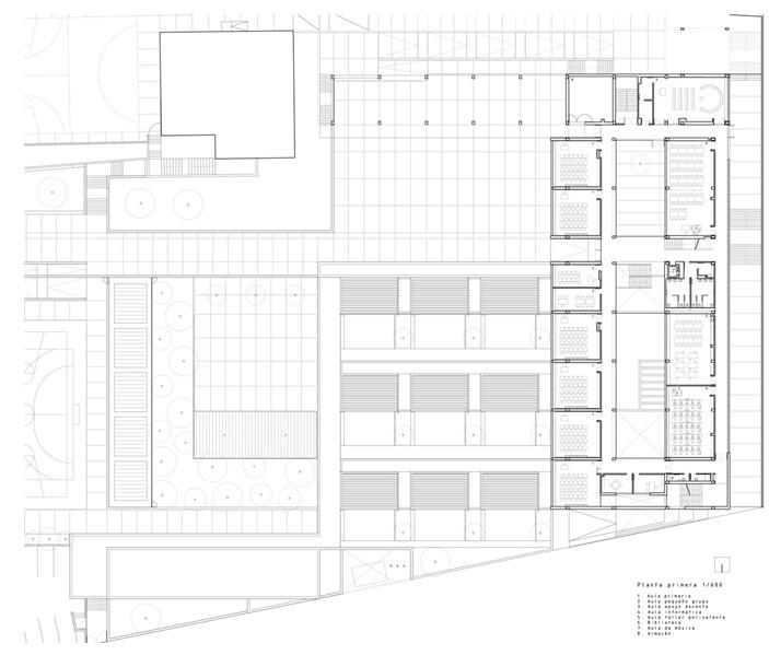 Gallery of Beato Jacinto Castañeda Education Center / Fernández Soler Monrabal Arquitectos  - 16