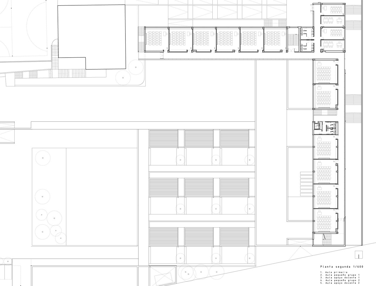 Gallery of Beato Jacinto Castañeda Education Center / Fernández Soler Monrabal Arquitectos  - 17