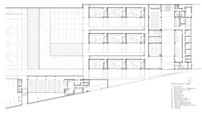 Gallery of Beato Jacinto Castañeda Education Center / Fernández Soler Monrabal Arquitectos  - 15