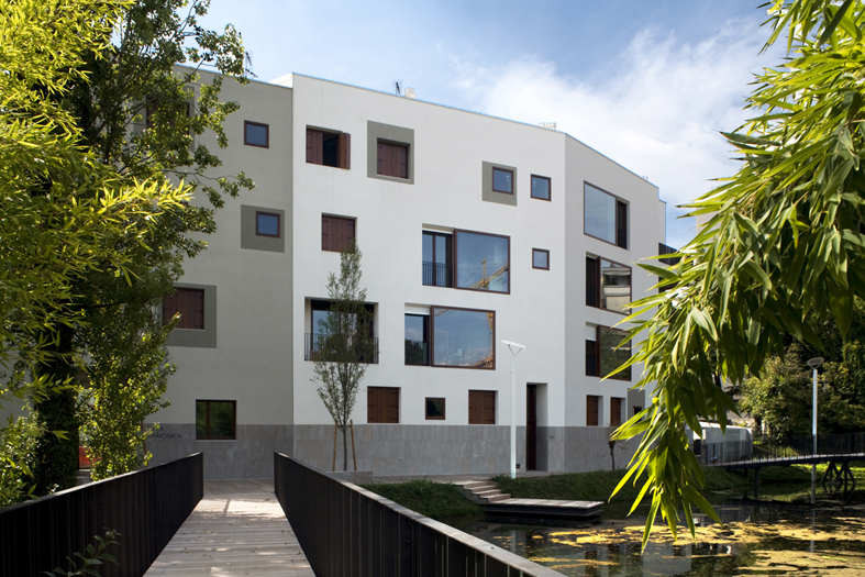 ULH [Urban Lake Housing] / C+S, © C+S Associati