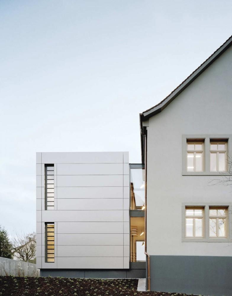 Kanzlei Balkenhol / Ecker Architekten, © Brigida González