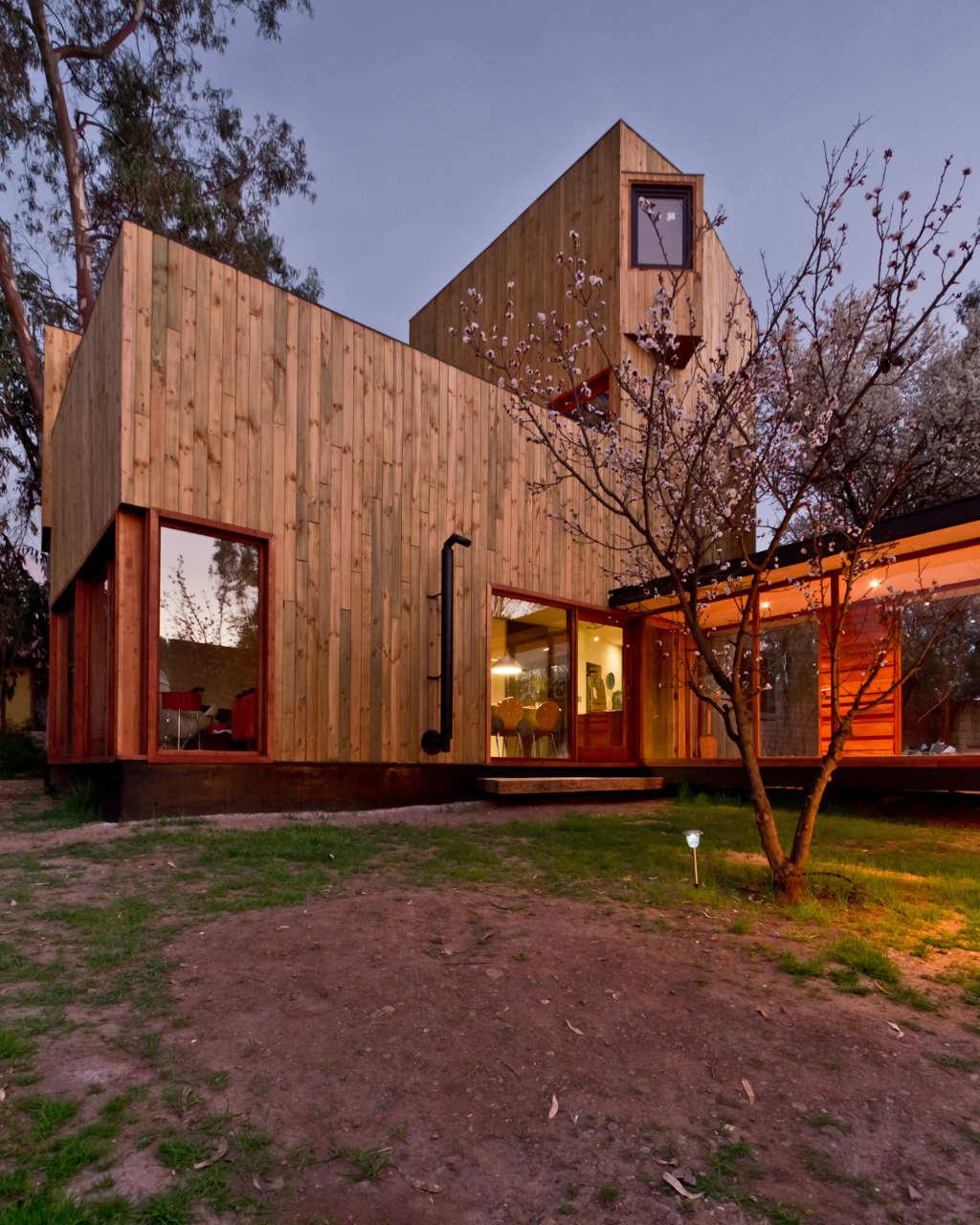 La Casa de Alejo / Ida Pilar Silva Mondselewsky