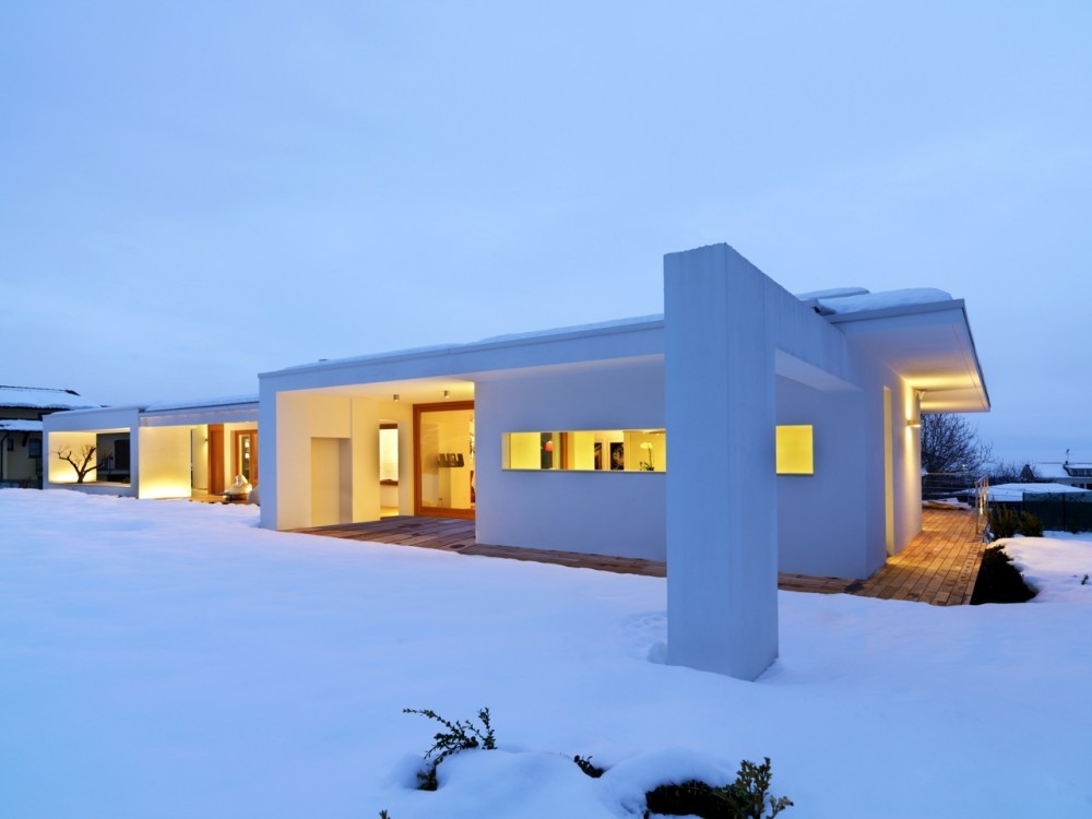 Casa de Espacio Horizontal / Damilano Studio Architects, © Andrea Martiradonna
