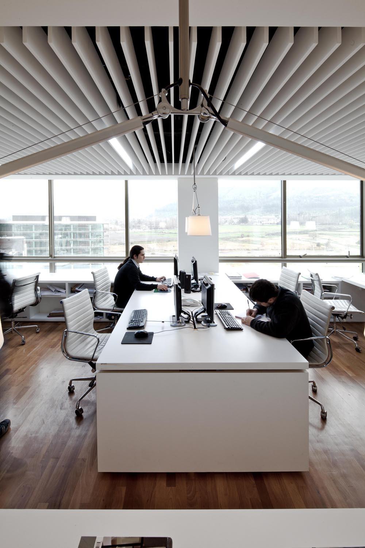 Oficinas Kitcorp / Nicolás Lipthay + KITCORP, © Nico Saieh