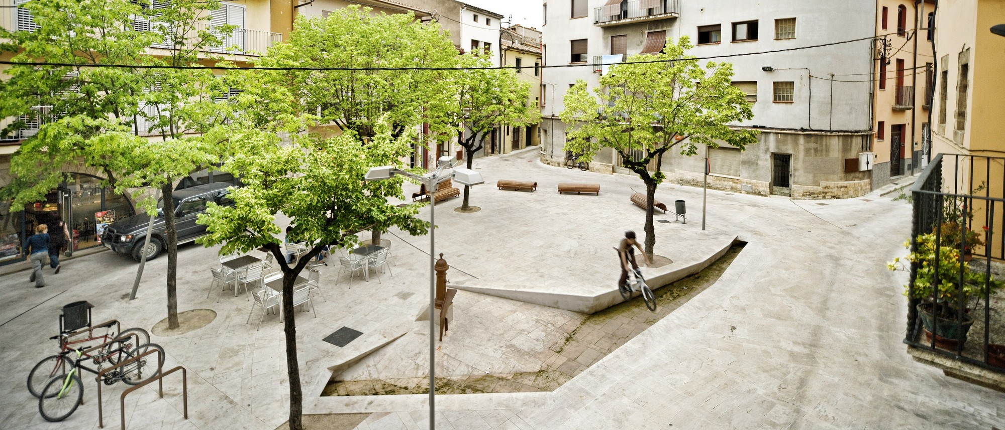 Remodelación del Casco Antiguo de Banyoles / MiAS Arquitectes