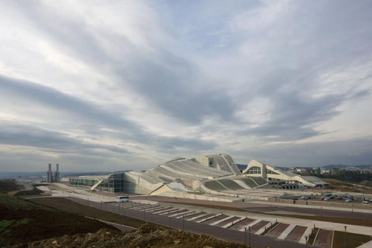 La Ciudad de la Cultura / Eisenman Architects, © Duccio Malagamba