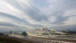 La Ciudad de la Cultura / Eisenman Architects