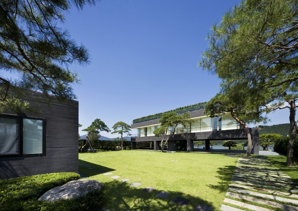 Casa Flotante / Hyunjoon Yoo Architects, © Seunghoon Yum