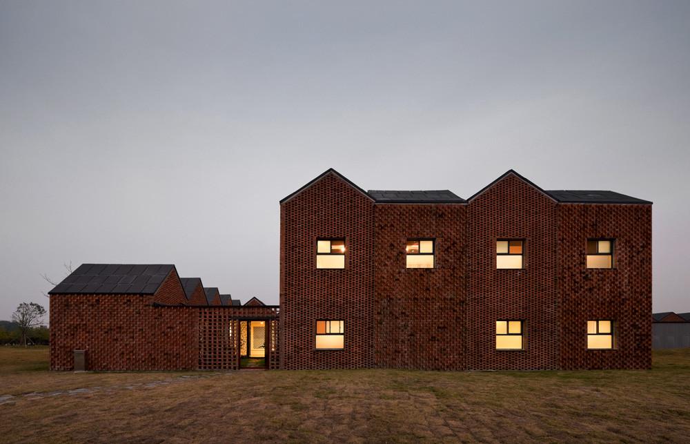 Centro Comunitario de Tres Patios / AZL architects, © Iwan Baan