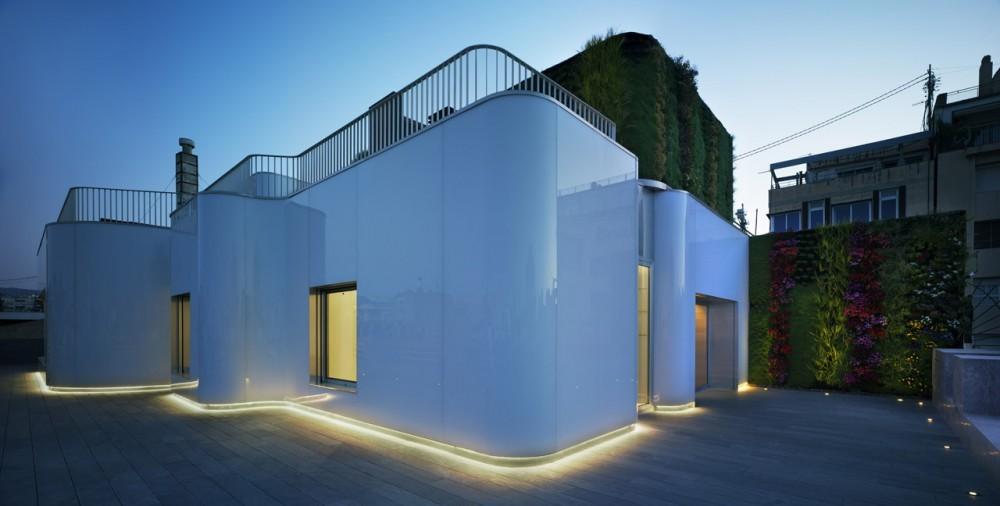 Renovación de un ático / Clavel Arquitectos, © David Frutos Ruiz