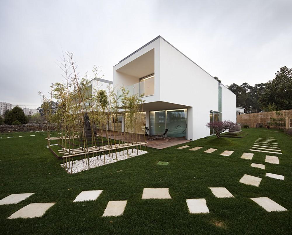 Casa Mario Rocha / Carlos Nuno Lacerda, © Nelson Garrido