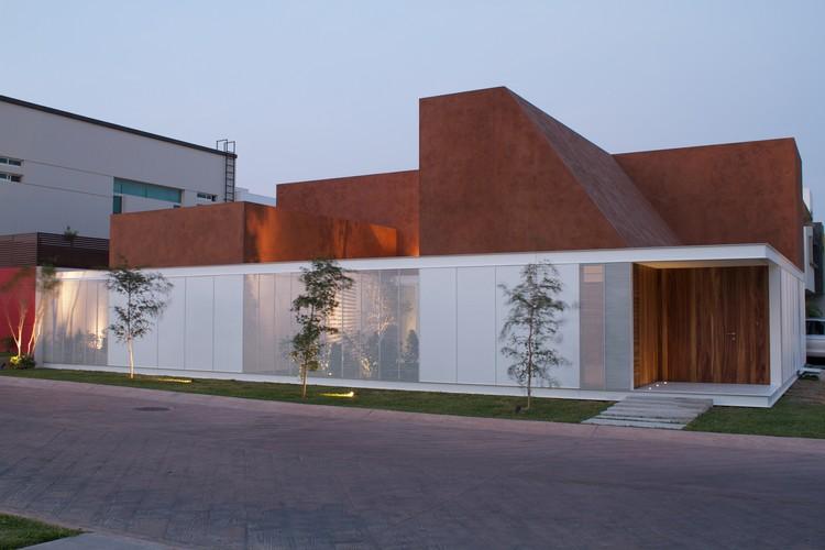 Casa Arenas / CoA Arquitectura, Cortesía de AD11