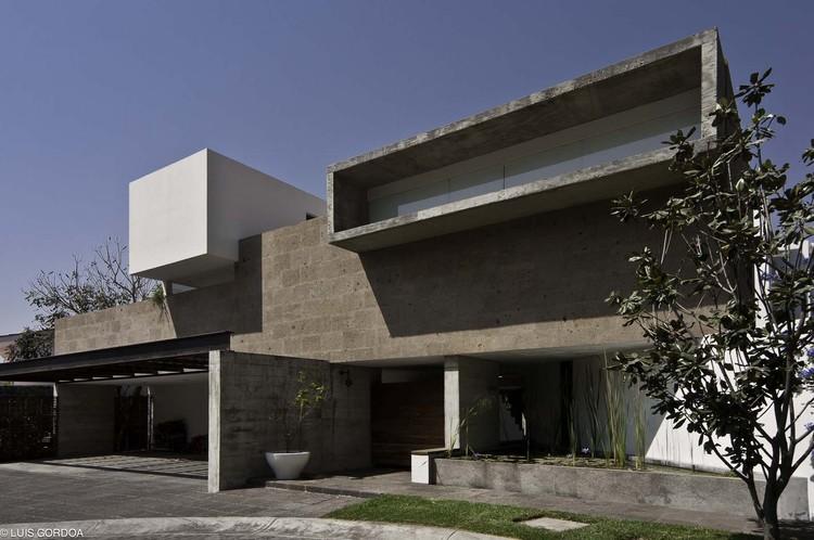 Residência LQ20 / T3arc, © Luis Gordoa