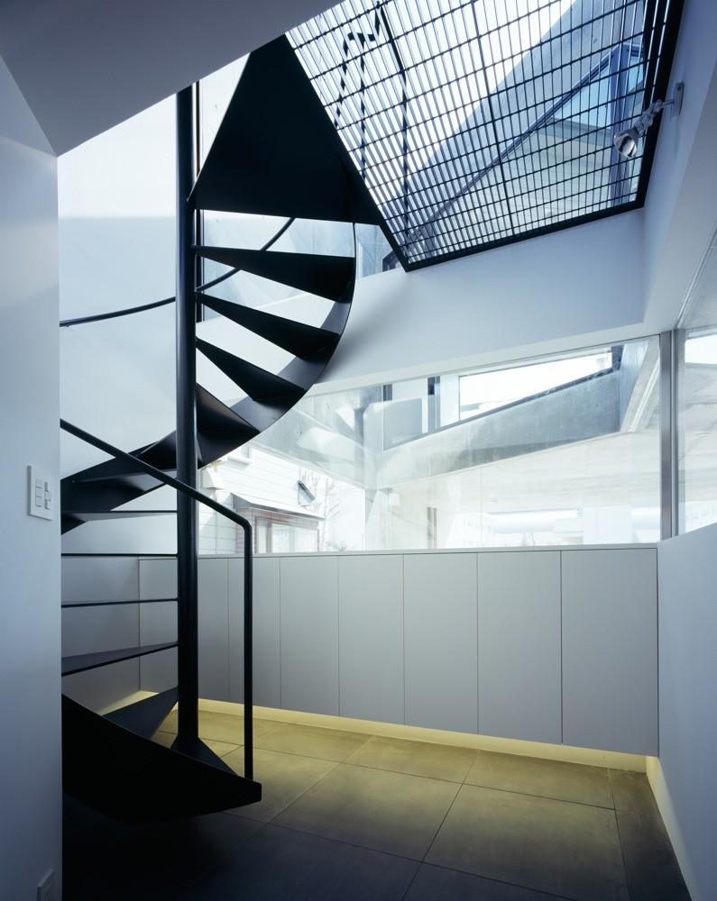galería de casa cadre  apollo architects  associates  4