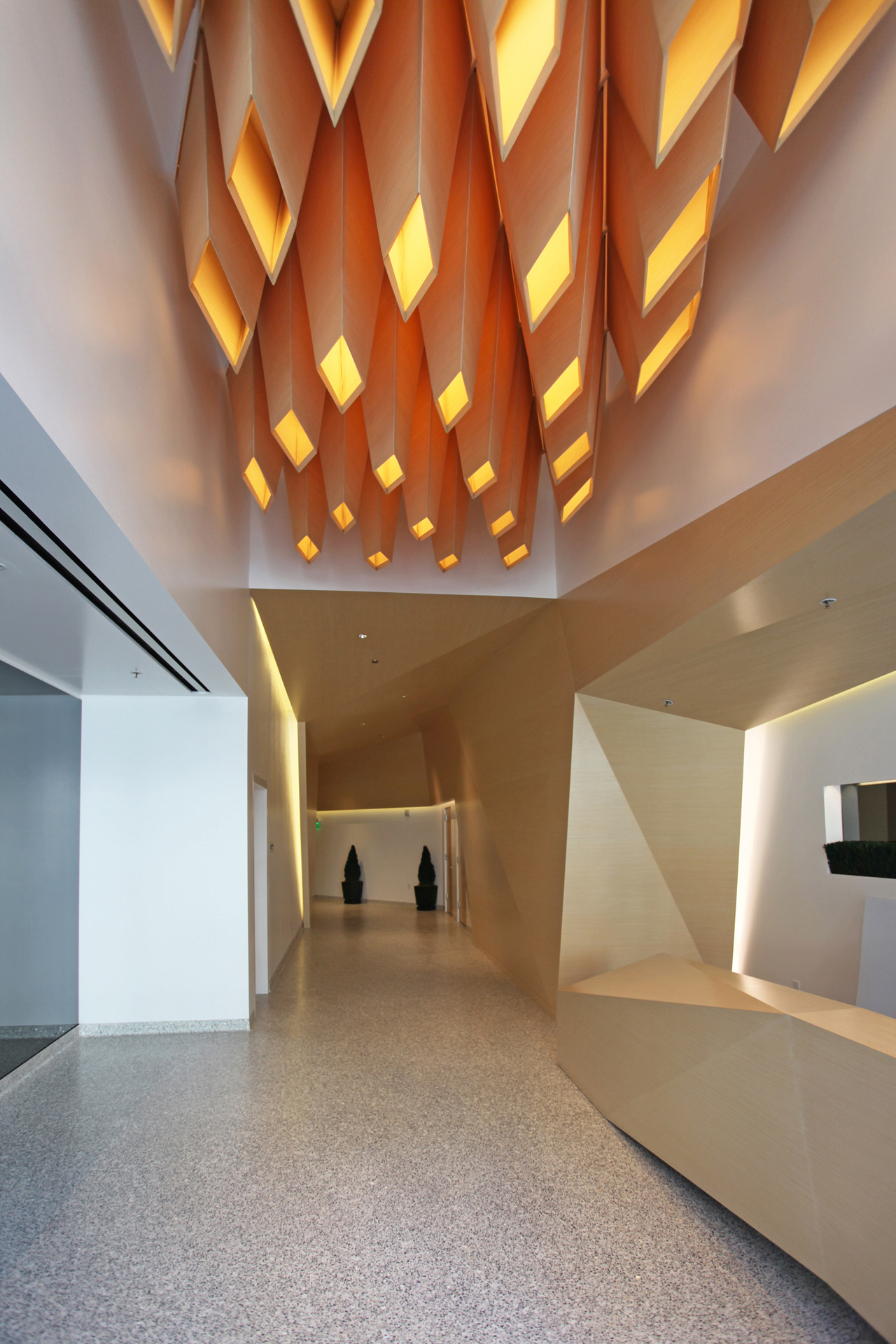 Lightfold iwamotoscott architecture archdaily per for Architecture 770