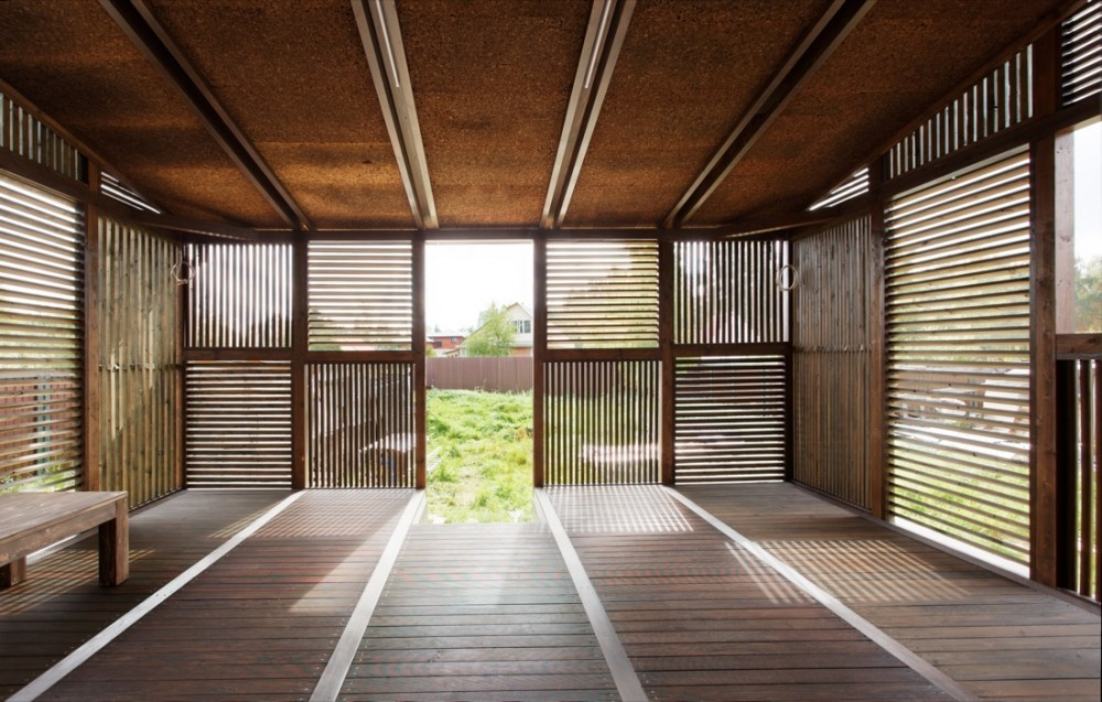 Casa volga peter kostelov plataforma arquitectura for Parasoles arquitectura