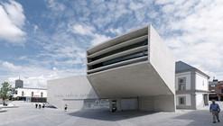 Nuevo Centro Cultural / FÜNDC