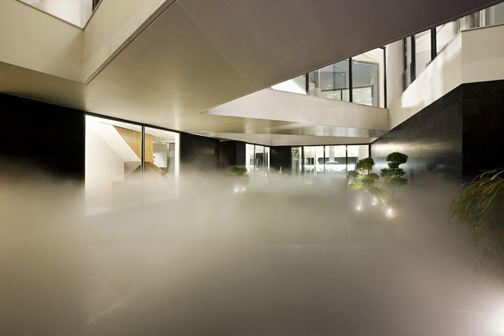 Casa Secreta / AGi Architects, © Nelson Garrido