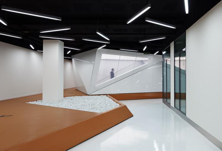 Nova sede do CTTI para a Generalitat de Catalunya / Marc Casany, © Eugeni Pons
