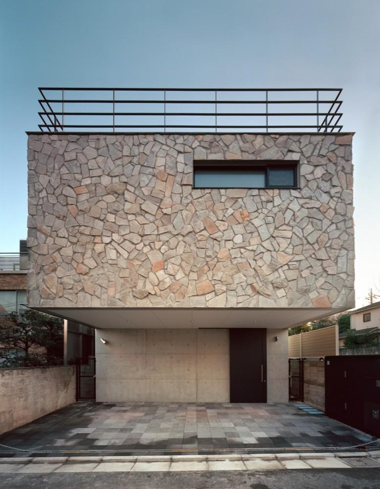 Casa en Nakano / LEVEL Architects, © Kai Nakamura