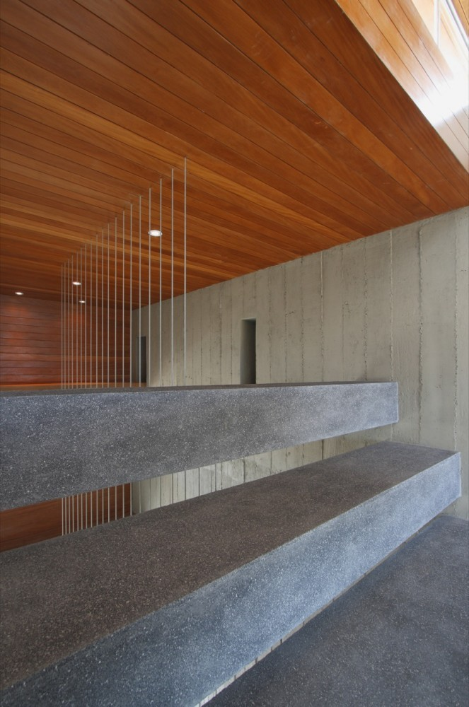 galer a de casa cc longhi architects 20. Black Bedroom Furniture Sets. Home Design Ideas