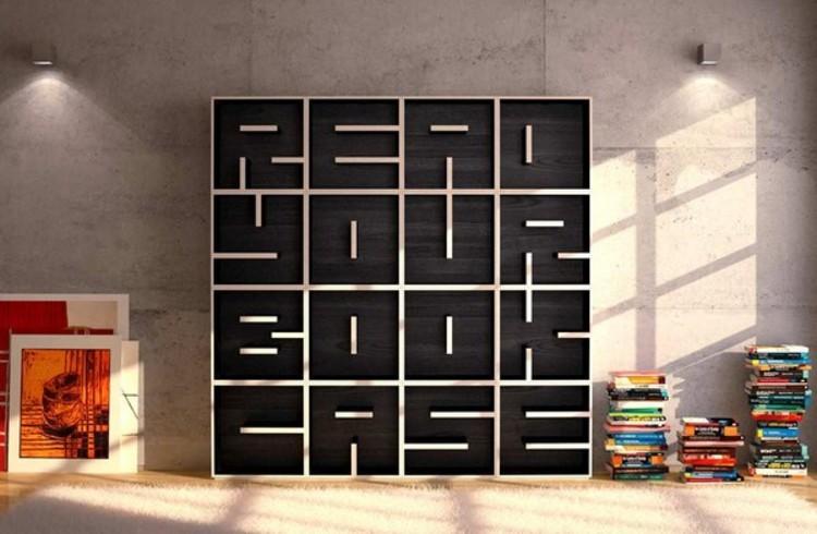 Estantería Read Your Book Case / Saporiti, © Saporiti