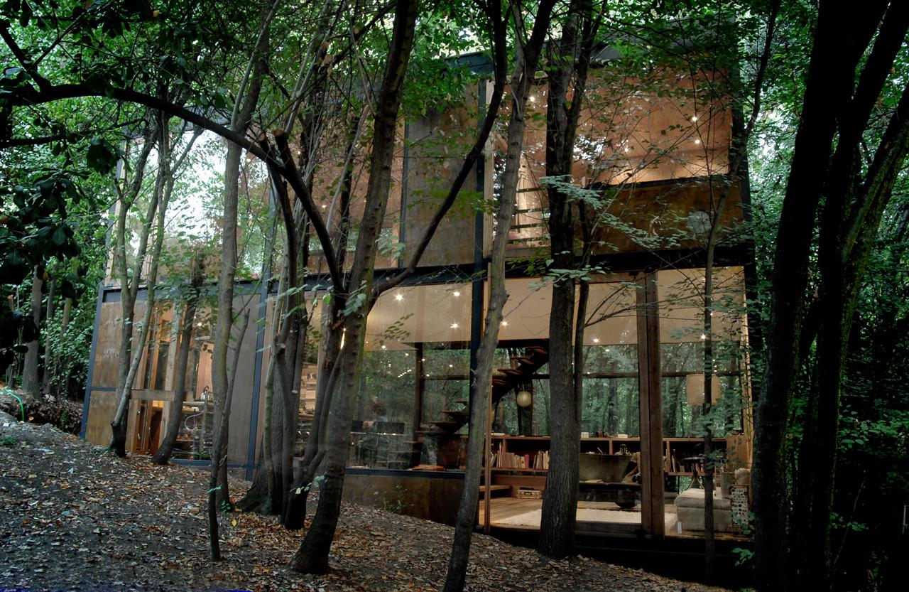 Casa apolo 11 parra edwards arquitectos plataforma - La residence eb par replinger hossner architects ...