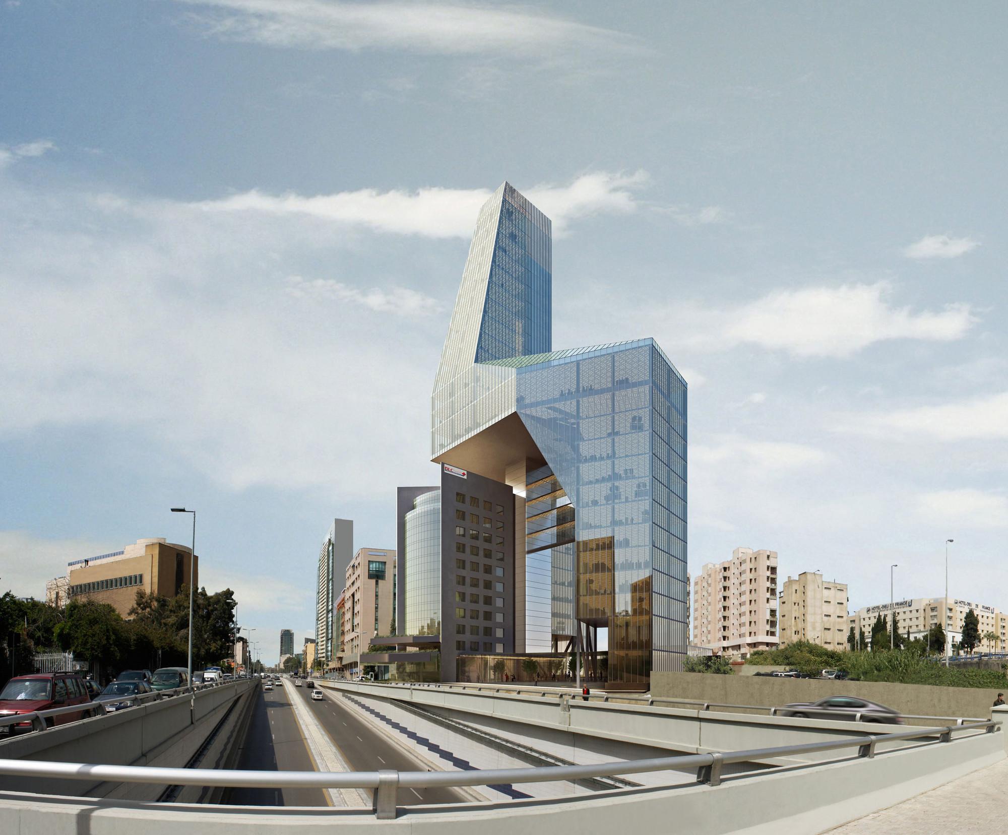 oficinas centrales blc hapsitus plataforma arquitectura