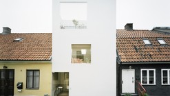 Townhouse / Elding Oscarson