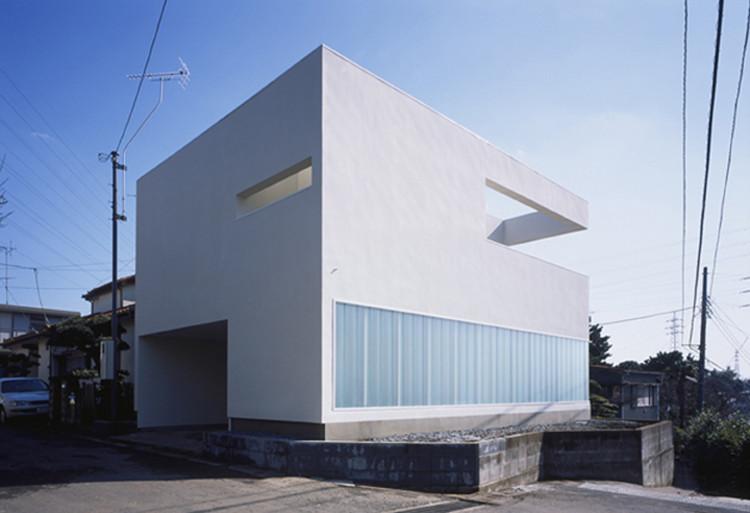 Casa en Izumiku / Studio NOA, Cortesía de Studio NOA