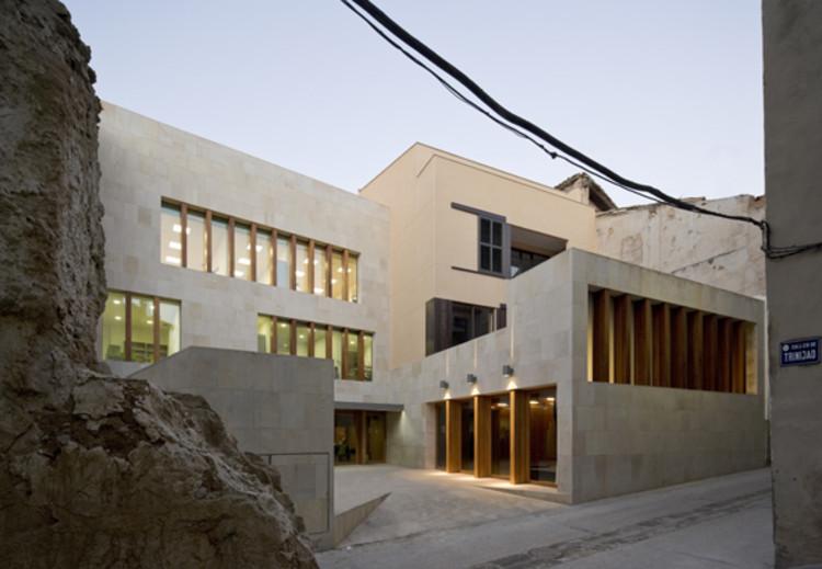 Rehabilitación Casa Julve Escuela Municipal de Música / Magén Arquitectos, © Pedro Pegenaute