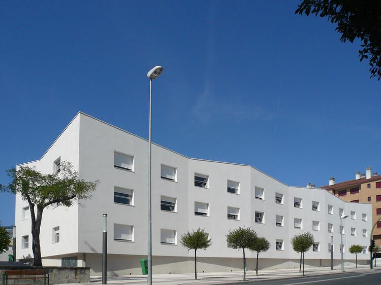 """Nuevo Colegio Público de Educación Infantil y Primaria """"Ave María-Patxi Larrainzar"""" / Taller Básico de Arquitectura, © Xabier Ilundain Madurga, Taller Básico de Arquitectura"""