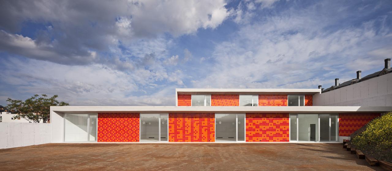Escuela Infantil en el Serallo / Elisa Valero Arquitectura, © Fernando Alda