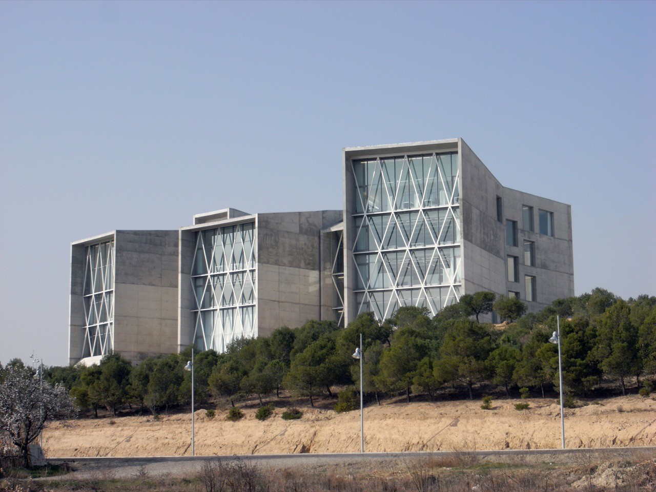 School of Communication, San Jorge University / Taller Básico de Arquitectura, © Xabier Ilundain Madurga
