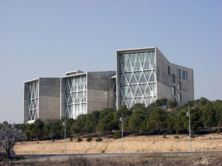 Escola de Comunicação, Universidad San Jorge / Taller Básico de Arquitectura, © Xabier Ilundain Madurga