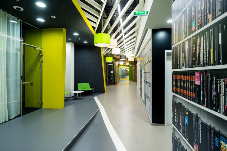 Yandex Saint Petersburg 3  / za bor architects, © Stas Medvedev