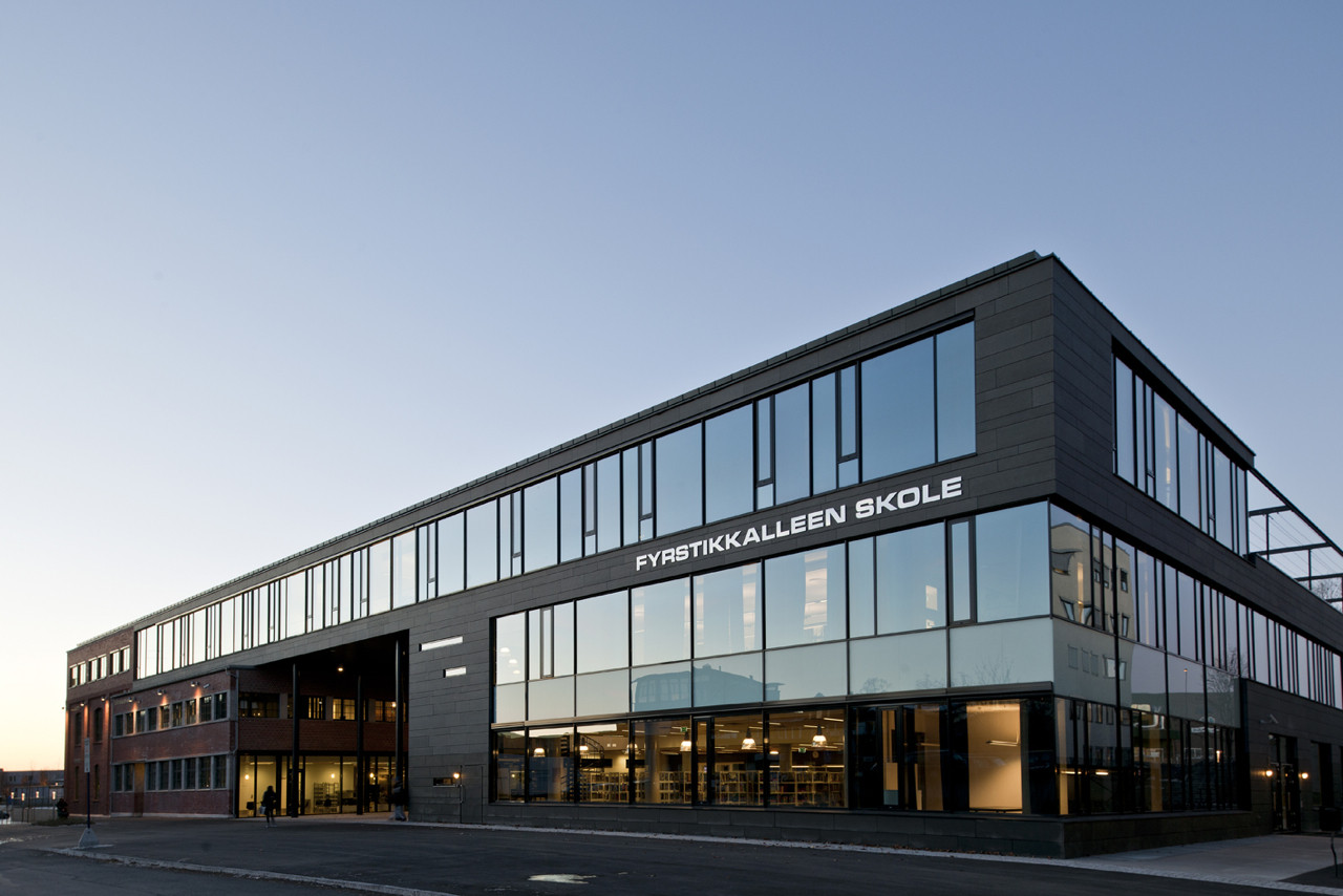 Escuela Fyrstikkalleén / GASA Architects, © Jiri Havran