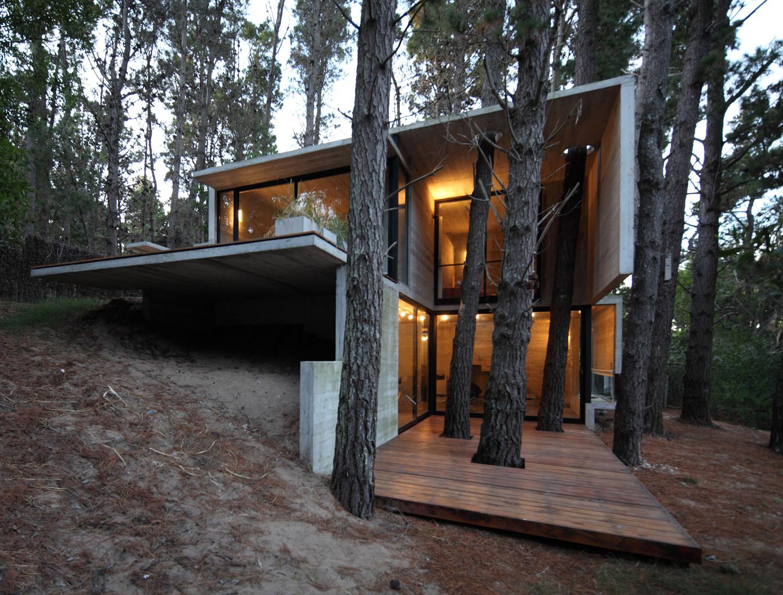 Casa Franz / BAK Arquitectos, © Gustavo Sosa Pinilla