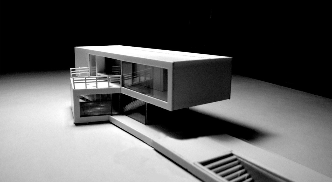 Galer a de casa yurac latif oda arquitectos 19 for Imagenes de arquitectura minimalista