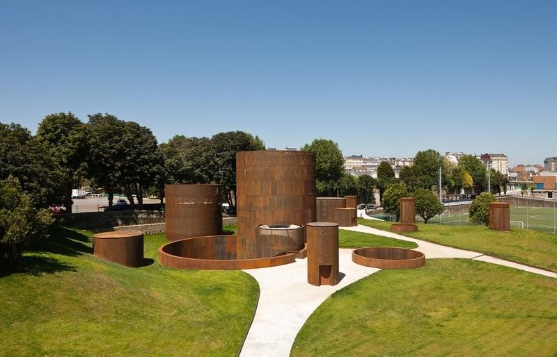Museo Interactivo de la Historia de Lugo / Nieto Sobejano Arquitectos, © Fernando Alda