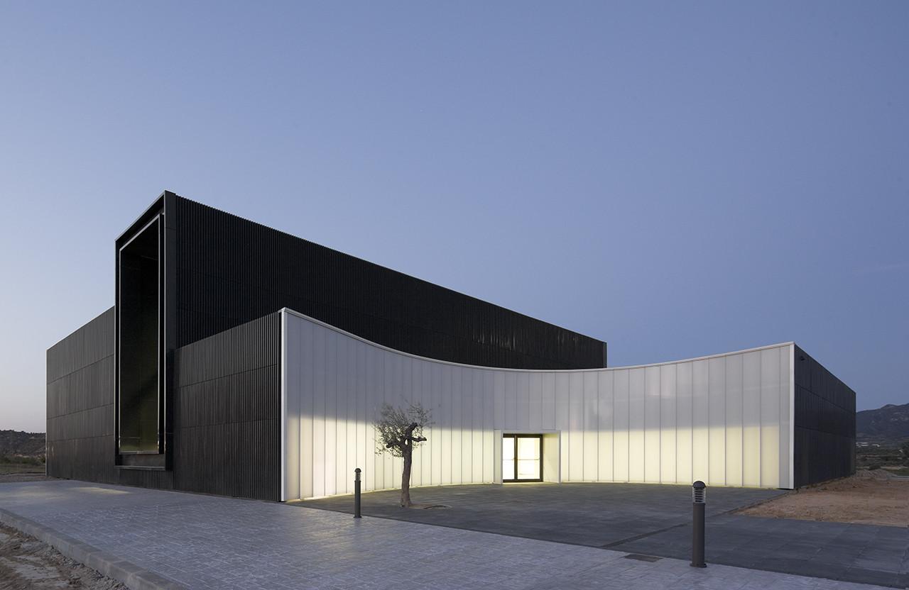 Ascó Visitor Center / [ARQUITECTURIA] Josep Camps + Olga Felip