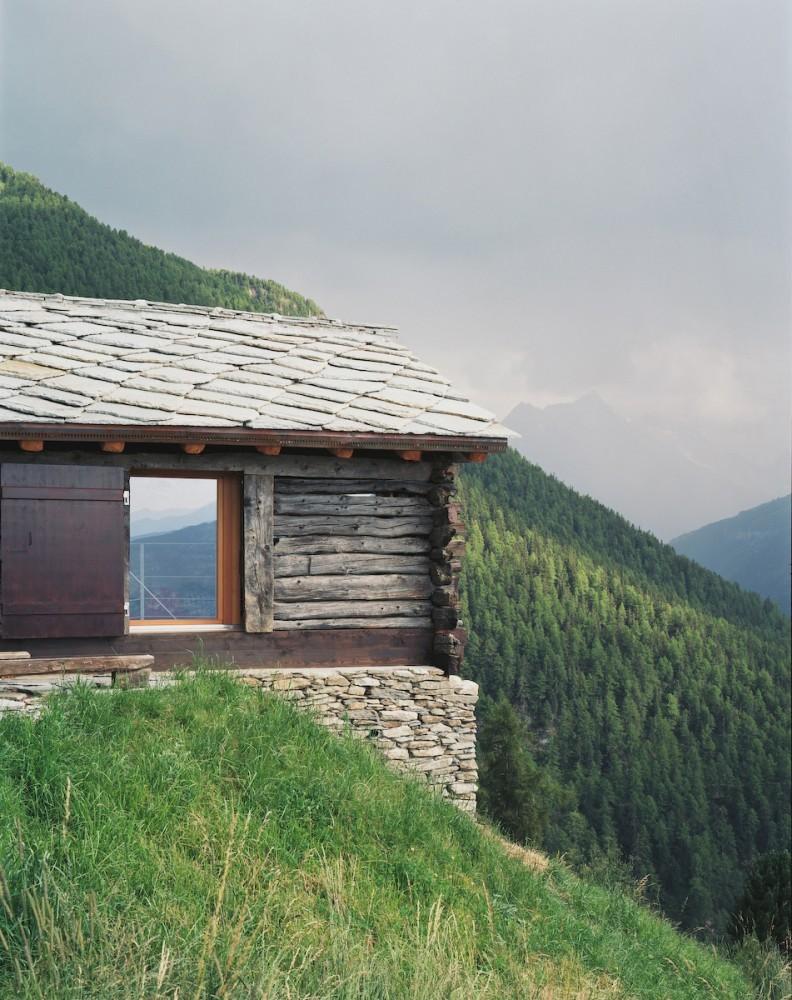 Refugio en los Alpes Suizos / Personeni Raffaele Schärer Architectes, © Tonatiuh Ambrosetti