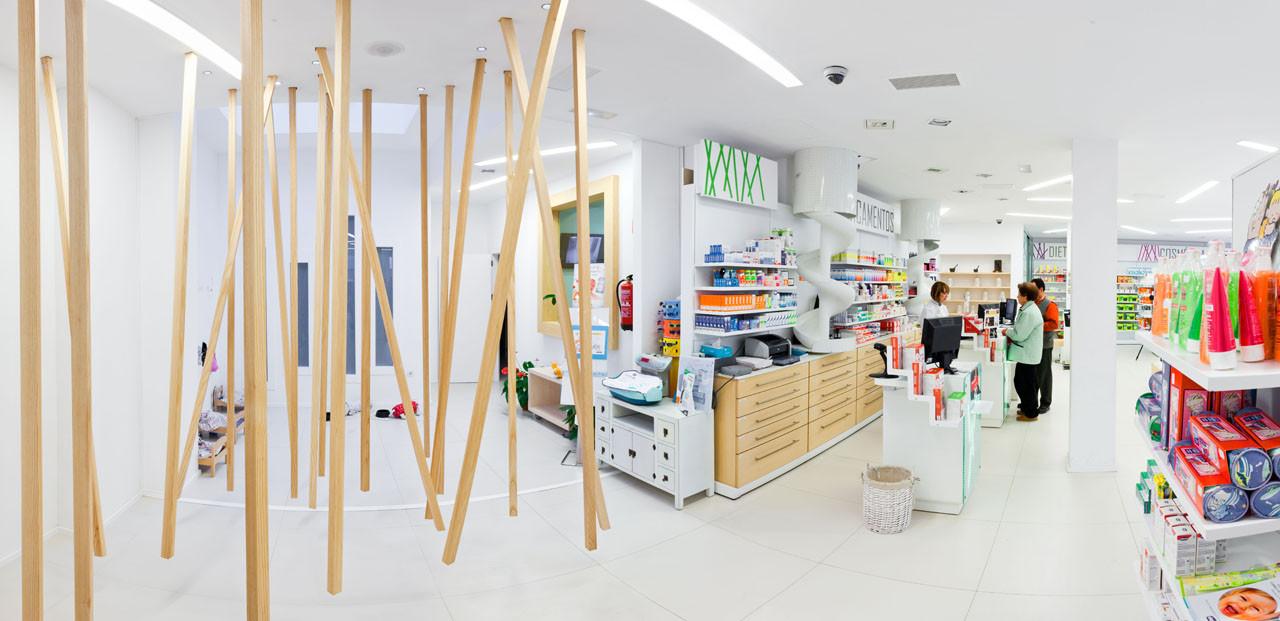 Farmacia Caparr S Y Reina Ytrasd Mobil M Archdaily M Xico # Muebles Caparros E Hijos