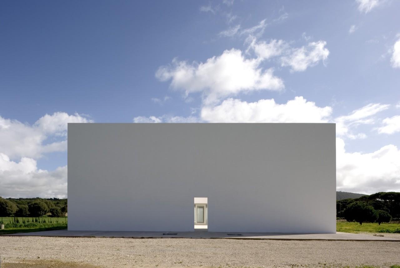 Casa guerrero alberto campo baeza plataforma arquitectura - Casa campo baeza ...