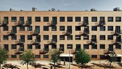 65 Viviendas en el barrio de Bon Pastor / SV Arquitectura