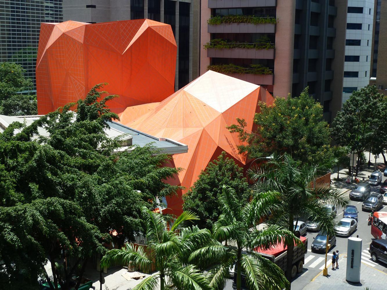 Teatro Municipal Chacao / ODA