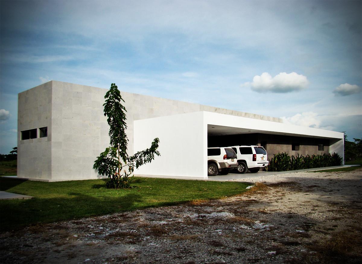 Casa Ponce / Coutiño & Ponce Arquitectos, © Fabián Coutiño